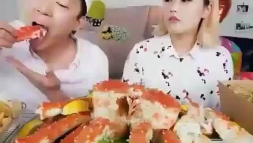 King Crab  Follow  Who loves crab?  :  . .                            ...