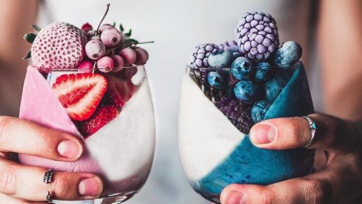 Left or right?  Berry good   Photo by ...
