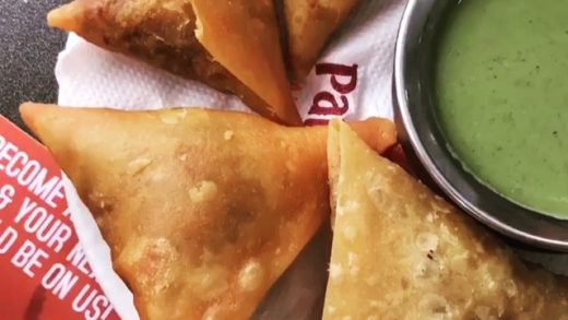Let's tease someone who is a lover of Samosas today. TAG your friends who are hardcore Samosa lovers and will crave them after watching this video . . Video Credits:  In Frame:  .              ...