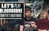 FOODporn.pl Let's Play Bloodborne Episode 14: WHO WANTS CRUSTLESS PIZZA?