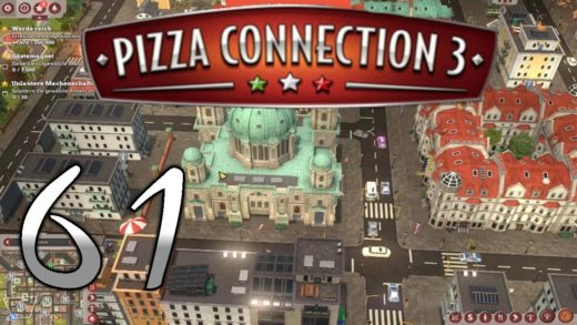 Let's Play Pizza Connection 3 (100%/Blind) - Part 61: Ich bin ein Berliner