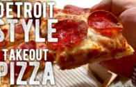 FOODporn.pl Little Caesars Deep Dish Pan Pizza is the Closest Most Can Get to Detroit Style Pizza