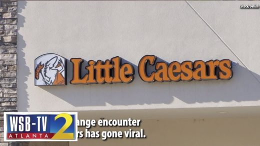 Little Caesars Explains After Viral Post of DiGiorno Pizza Behind Counter