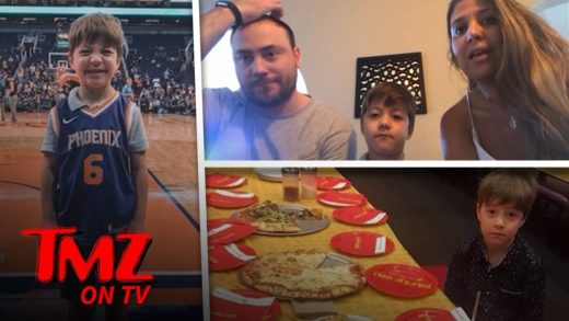 Lonely Pizza Party Kid's Parents Say Viral Fame Wasn't Planned   TMZ TV