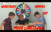 FOODporn.pl MYSTERY WHEEL OF PIZZA CHALLENGE