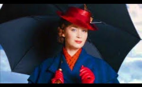 Mary Poppins Returns (2018)''FULL'MOVIE'Free Musical English