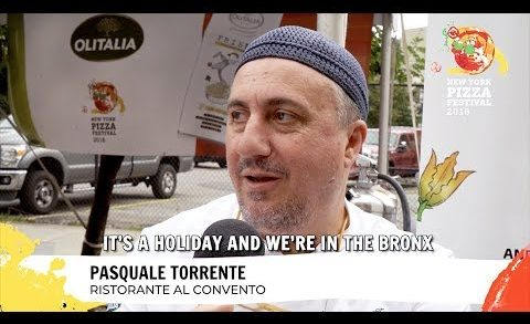 Master Pizzaioli at the New York Pizza Festival 2018 - SECOND DAY - part 4