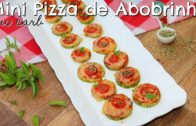 FOODporn.pl Mini Pizza de Abobrinha (low carb)  | Menu de Nutri