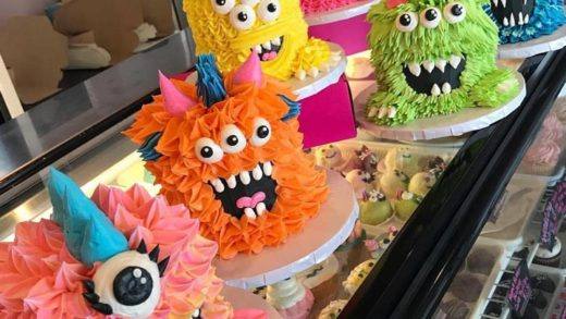 Monster Cakes  to get in the Halloween mood. Who is your favorite Halloween Monster?  Tag your  friends.  By  ...