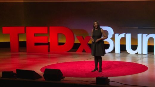 Nothing about us, without us, is for us.   Devita Davison   TEDxBrum