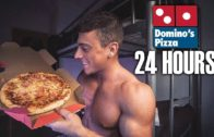 FOODporn.pl ONLY EATING PIZZA FOR 24 HOURS… *WEIRD RESULTS*