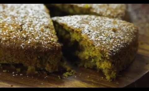 Oats and Carrot Cake recipe