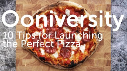 Ooniversity   10 Tips for Launching the Perfect Pizza