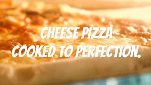 Our Cheese Pizza - Perfection