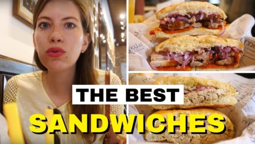 Peruvian Fast Food Review - The Best Peruvian Sandwiches at La lucha Sanguchería in Lima, Peru
