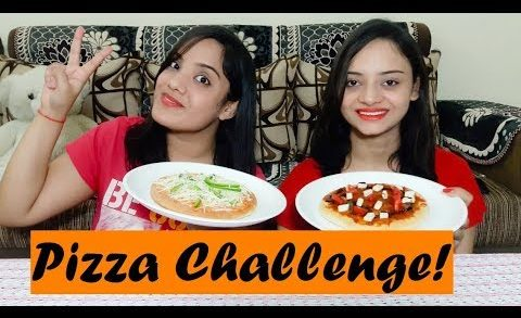 Pizza Challenge ! | With a Twist | Life Shots