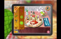 FOODporn.pl Pizza Crazy Chef | Make, Eat and Deliver Pizzas with Over 100 Toppings | TabTale
