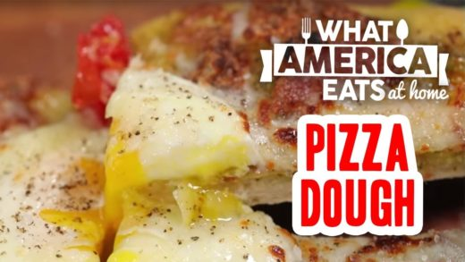 Pizza Dough | What America Eats at Home