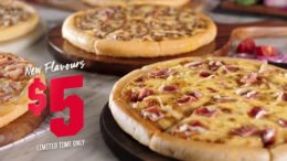 Pizza Hut | Just $5 for Beef & Onion or Bacon & Aioli. Try one today.