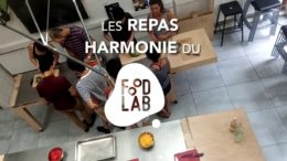REPAS COLLABORATIF HARMONIE – FOODLAB – VOLUMES PARIS