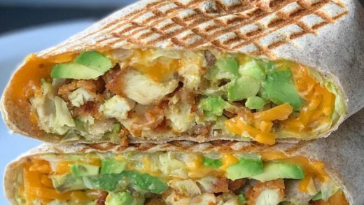 RODEO CHICKEN WRAP with AVOCADO when you need to make some room for one of our CRAZY PANCAKES or ULTIMATE INSANE MILKSHAKES at                   ...