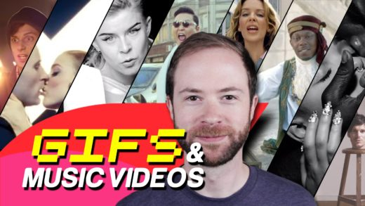 Related Videos: The GIF's Visual Language In Music Videos | PBS Digital Studios