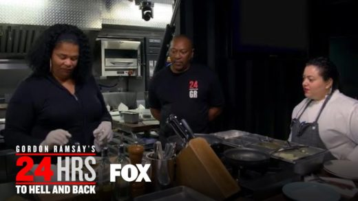 Sandra Dee & Her Staff Cook A Dish | Season 1 Ep. 8 | GORDON RAMSAY'S 24 HOURS TO HELL & BACK