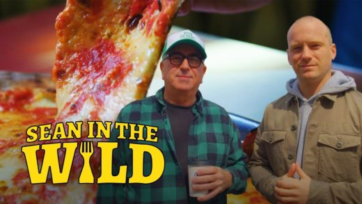 Sean Evans Takes a Brooklyn Pizza Tour with Paulie Gee | Sean in the Wild