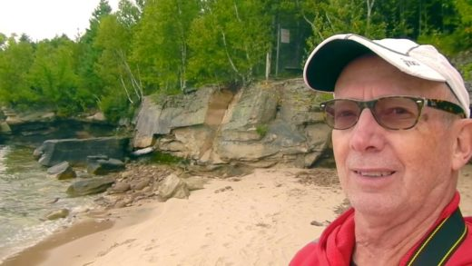 Secluded Waterfalls & Beaches... and Campfire Pizza in Michigan's Upper Peninsula