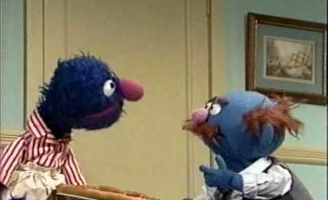 Sesame Street - Fat Blue orders from Speedy Pizza
