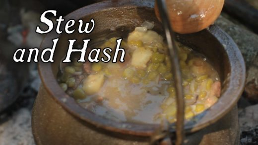 Soup, Stew and Hash - 18th Century Soldier Cooking S1E4