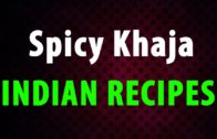 FOODporn.pl Spicy Khaja – INDIAN RECIPES – Foodtube