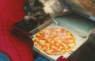 FOODporn.pl Spider-Man PS4 – Pizza Time