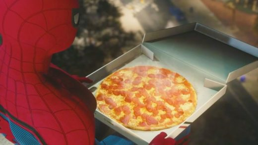 Spider-Man PS4 - Pizza Time