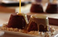 FOODporn.pl Sticky Date Pudding with Coconut Rice – Jaime Oliver's search for a FoodTube Star