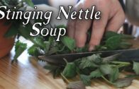 FOODporn.pl Stinging Nettle Soup – 18th Century Cooking Series with Jas. Townsend and Son S2E6