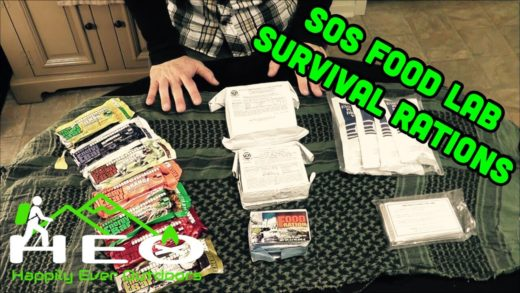 Survival Rations from S.O.S. Food Lab Review