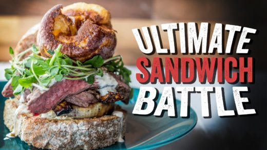 THE ULTIMATE SANDWICH BATTLE