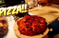 FOODporn.pl THE WORST PIZZA EVER MADE   Cooking With Kenshin #4 [400,000 Subscribers]