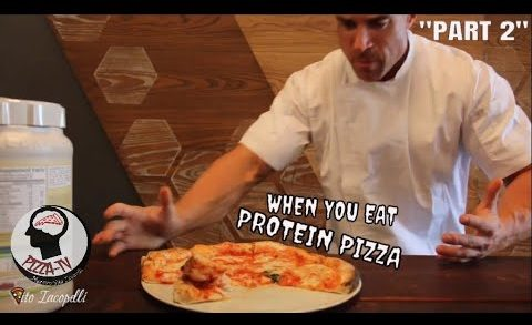 """THIS IS WHAT HAPPEN WHEN YOU EAT PROTEIN PIZZA """"part 2"""""""