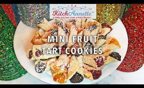 Tarting It Up with Mini Fruit Tart Cookies!