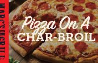 """FOODporn.pl """"The Battle of Kamado Grills – PIZZA on Char-Broil and Green Egg"""""""