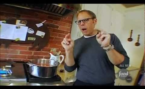 The Best Thing I Ever Made - Alton Brown: Winter Veg Soup