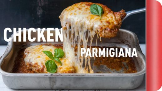 The Cheesiest Chicken Parmigiana You'll Ever Eat
