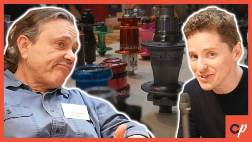 The Story Behind Chris King Hubs And THAT Sound!
