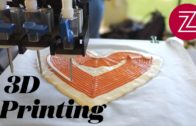 FOODporn.pl These 3D Printers Make Pizza and Candy. Yum? – Food 2.0, Episode 6