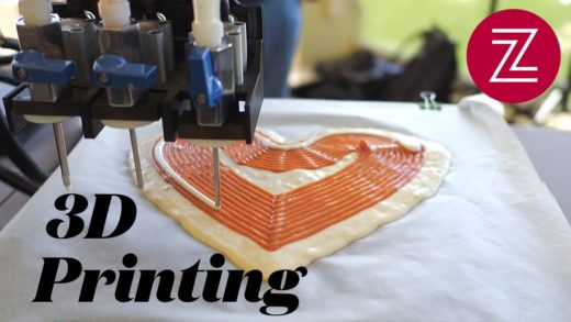 These 3D Printers Make Pizza and Candy. Yum? - Food 2.0, Episode 6