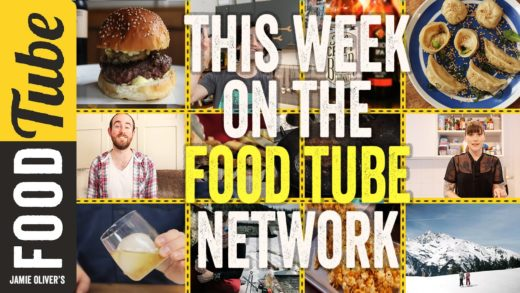 This Week on the Food Tube Network | 16 - 22 May
