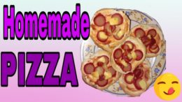 Trying to make Homemade Pizza |Clarisse Mendoza