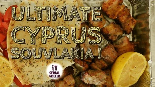 ULTIMATE CYPRUS SOUVLAKIA & THE USUAL MEZE